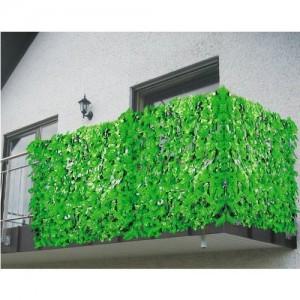 neugierige blicke nein danke sichtschutzhecke f r balkon. Black Bedroom Furniture Sets. Home Design Ideas