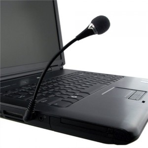 laptop mikrofon