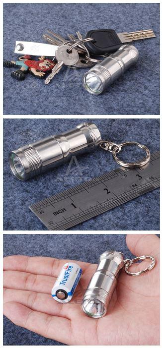 TrustFire Mini 01, Bester Preis, Schnäppchen, Gadget China-Gadgets, Mega günstig Gadgetwelt,  LED XM-L XML T6