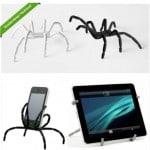 Spinne Halter, Halterung iPhone Spinne, Tablet PC Ständer Spinne, Gadgets Gadget aus China