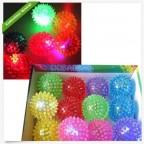 LED Igelball, Igel Ball, beleuchtet, Massageball, China-Schnäppchen, China-Gadgets, China-Deals, bester Preis, Gadgetwelt