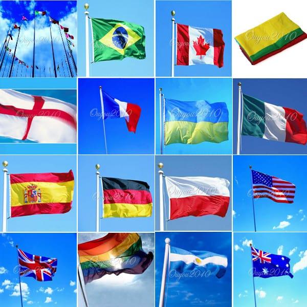 Flagge wm weltmeister flagge fahne günstig 90 x 150cm china