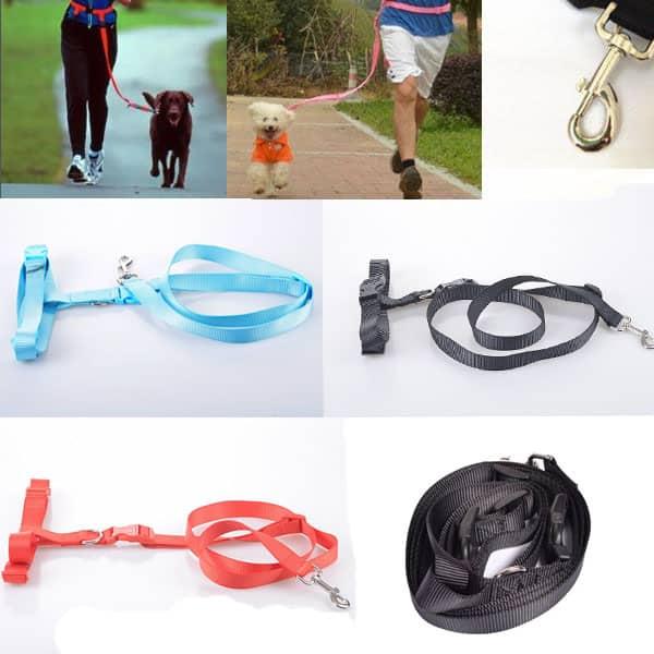 Leine Hüfte Hund, bester Preis, Hüftleine Hund, Jogging Joggen Hund, Gadgets mega günstig, China