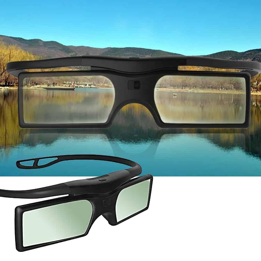 Activ Shutter Brille, Samsung, LG, NEC, Universal, bester Preis, günstig kaufen, unter 9 Euro, gratis Versand