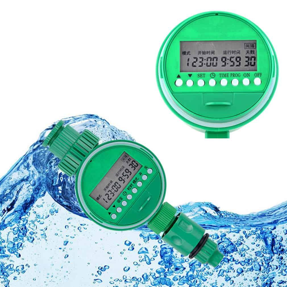 Melnor Inc. 30Elektronischer Wasser Timer: : Garten