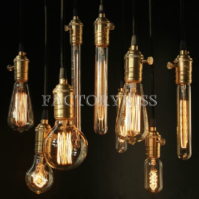 Kohlefaden, Glühbirne, Retro Glühbirne, kaufen, China, bester Preis, Kohle Faden