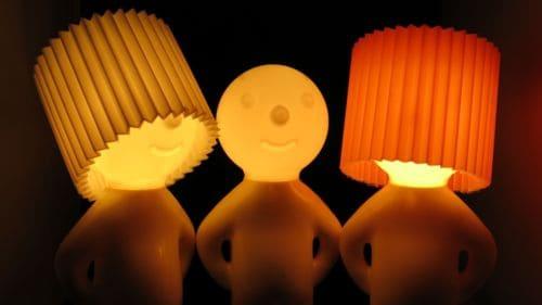 Mr P Lampe, bester Preis, China Design Lampe, Deko, Mr. P, Gadgets mega günstig aus China, Geschenk Idee