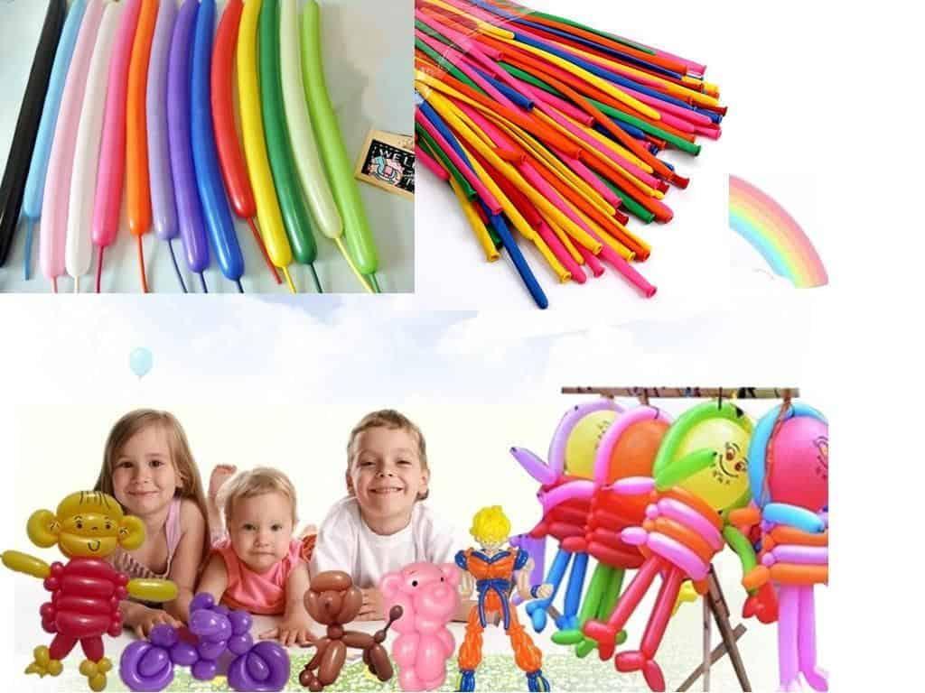 100 Stück Ballon, Ballon Schlangen, Figuren aus Ballon, Gadgets, bester Preis, Gadgetwelt, China Blog, günstig in China einkaufen, PayPal Zoll
