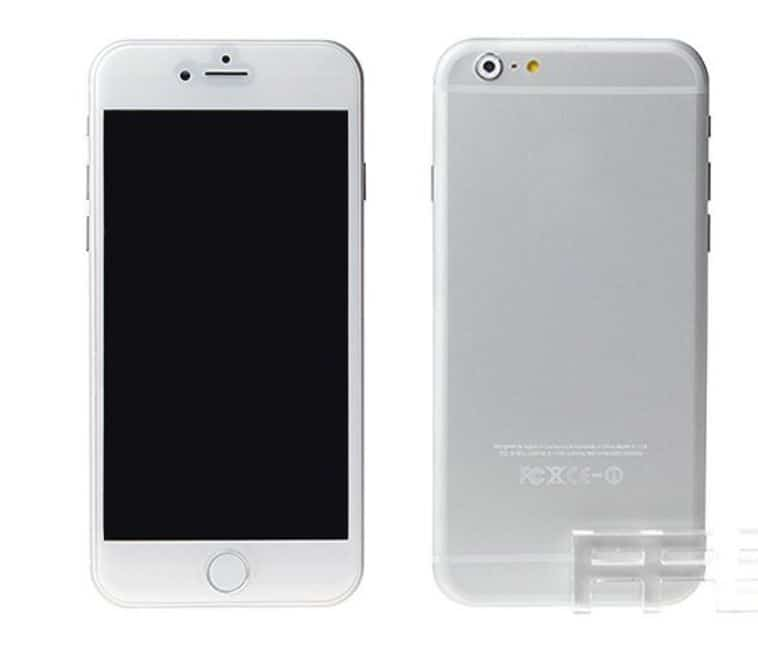 iPhone 6 Dummy, Fake iPhone 6, iPhone Dummy iPhone Plus, iPhone 6 + Dummy, gratis Versand, 4 Euro