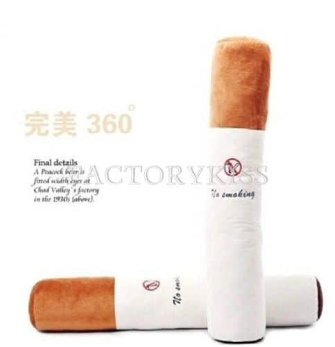 Zigarette Kissen, Nichtraucher Kissen, Gadgets, 30cm 50cm, China Schnäppchen, Gadgetwelt, Angebot, günstig in China einkaufen