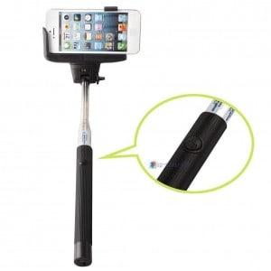 Smartphone Stativ eingebauter Fernauslöser, Bluetooth Stativ, iPhone, Android Smartphone Gadget, Gadgets China, Neuheit, Gadgetwelt