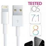 ios 7.1 8, iPhone 6 Datenkabel, bester Preis, Ladekabel, Kabel iPhone 6, Gadgets, China PayPal zollfrei, günstig Gadgetwelt, iPhone Zubehör