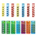Knopfzellen, gratis Versand, 5er Pack, CR2032, Gadget China, China Smartphones, Smartphone aus China, Meizu MX4