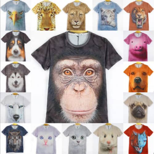 3D T-Shirts, bester Preis , Gadgets, Mode, China Blog, bester Preis Gadgetwelt, Import China, PayPal zollfrei, Meizu MX4 bester Preis, zollfrei, China Smartphone