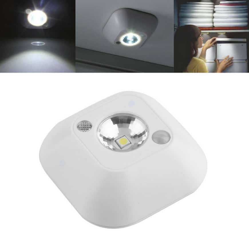 Gadget, Gadgets, China, led lampe bewegungsmelder,led automatisch, verzögerung bewegung, led leuchte batterie