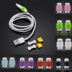 Kabel Ladekabel iPhone, Kabelschoner, Lightning Kabel stabil, Gadget, iPhone Gadget, Kabel Stecker, Gadgetwelt, Werbegeschenke