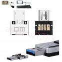 Mini OTG Adapter, bester Preis, OTG Adapter, kleinster OTG Adapter der Welt, Smartphone Gadget, China Gadget, Gadgetwelt