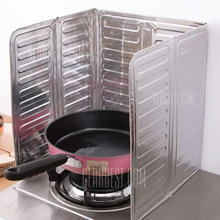 spritzschutz f r die k che f r 3 02 euro bei gearbest. Black Bedroom Furniture Sets. Home Design Ideas