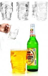 bierglas totenkopf