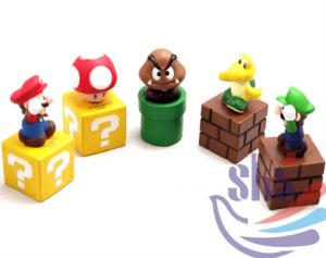 6 verschiedene Super Mario Figuren im Set für 5,79 Euro inkl. Versand aus China!