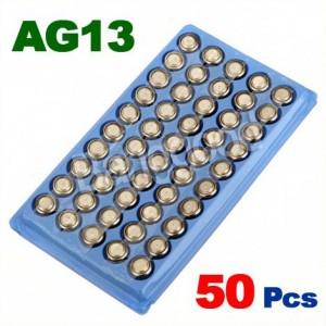 ag13 50 pack, ag13 batterien, ag13 knopfzellen paket