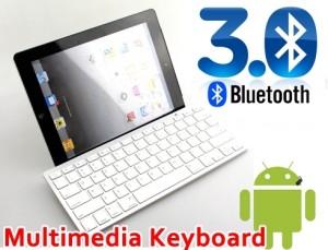 bluetooth 3.0 tastatur, iphone ipad mac pc mac tastatur