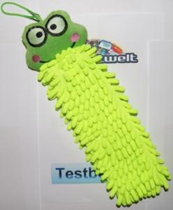 frosch fusseltuch, microfaser tuch, fusselfrei, streifenfrei