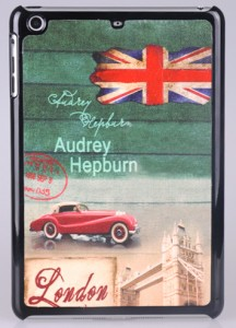 hepburn cover ipad, filcover ipad mini, stadtcover ipad, mini filmklassiker, ipad mini schutzhülle 2