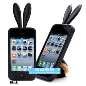 rabito cover iphone, hasencover ohren, wuschel case