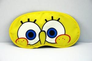 spongebob schlafmaske, spongebob zubehör