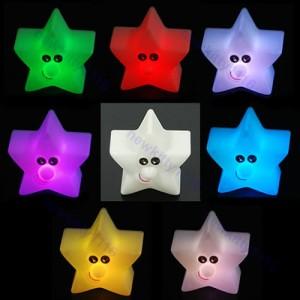 sterngesicht led farbwechsel, gesicht stern lachen, gesicht led stern