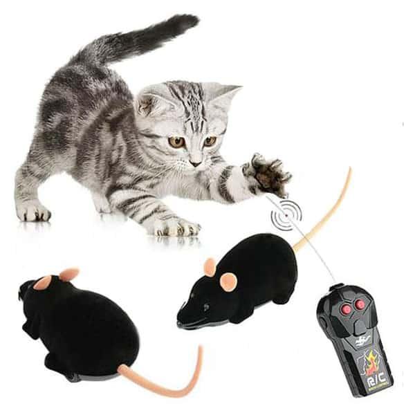 Gadget-Maus-Ferngesteuert-Gadgets-Gadget-Katze-Spielzeug