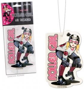Luftbverbesserer Rollergirl