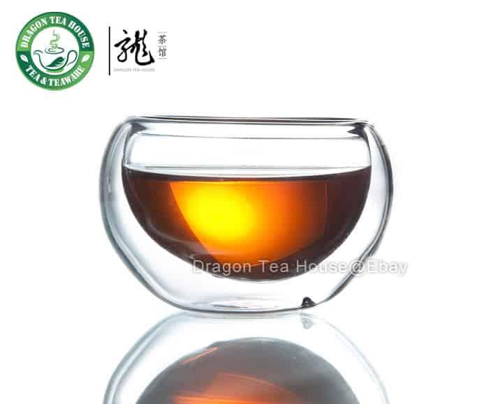 Tee-Tasse-Becher.doppelwandig-glas
