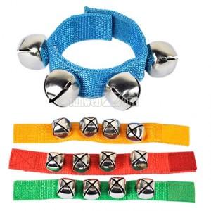 hells bells, glocken armband, glöckchen band, glockenarmband