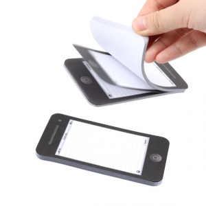 iphone notizblock, zettel iphone, notizzettel iphone