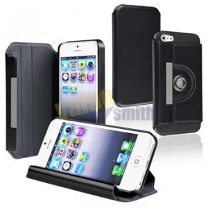 smart cover iphone, stand iphone, 360 grad drehbar cover, 360° tasche