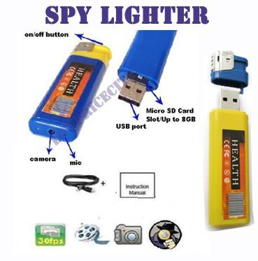 spionage feuerzeug, spy cam, spy fuerzeug