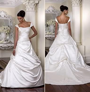 Hochzeitskleider Kleid günstig bester Preis Discount