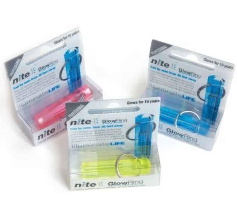 Nitestick Glowring bestellen Tritium günstig Gadget Gadgets