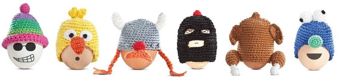 Nicht Nur Zu Ostern Verrückte Eierwärmer Brathähnchen Eierdieb