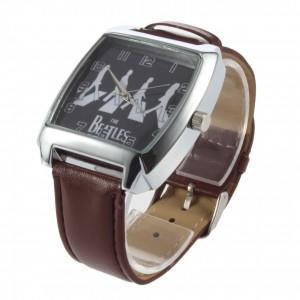 beatles uhr, quartzuhr armbanduhr beatles