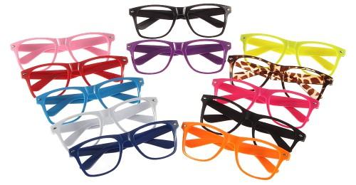 brille farbig, bunte modebrille