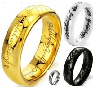 der eine ring, knechten ring