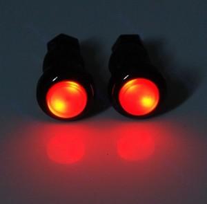 led rot fahrrad, dunkelheit fahrrad