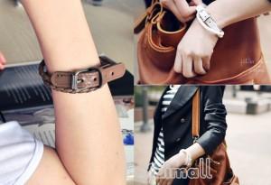 lederarmband, gürtel armband, kunstlederarmband