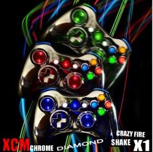 xcm controller, xbox controller umbau