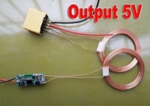 Kabellos Laden günstig Bausatz Elektronik