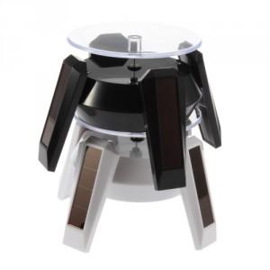 LED Drehteller Solar Schmuck Vitriene günstig Gadget Gadgets