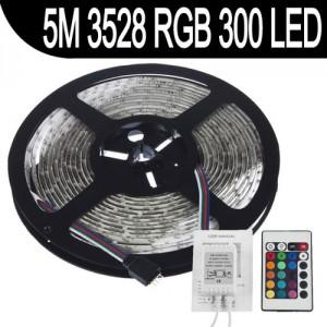 RGB-LED-Stripset mit 5 m Länge